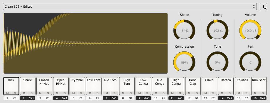 free drum sampler, free drum sampler plugin