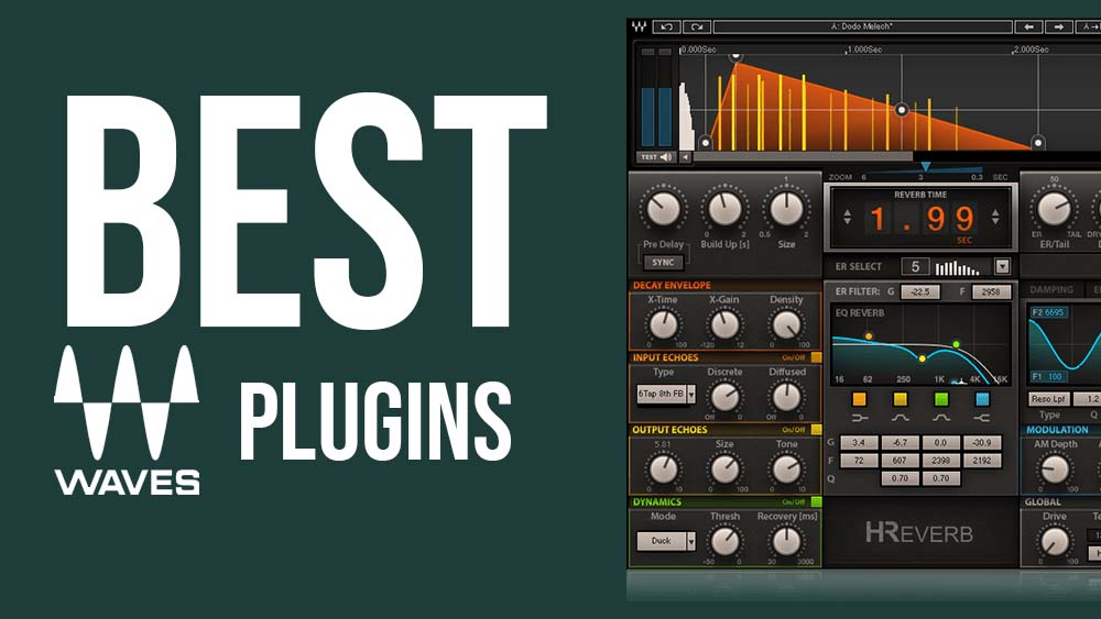 best waves plugins, best waves plugins 2021, best waves plugins for music producers