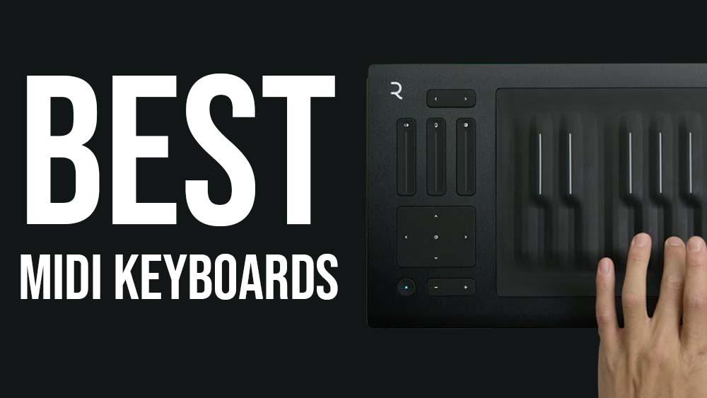 best midi keyboards, what is a midi keyboard