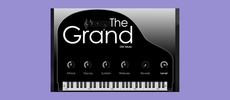 dsk the grand piano