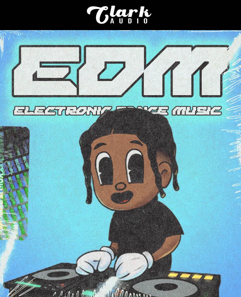 Clark Audio, edm sample pack